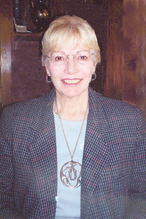Picture of Author - Ginnie Mesibov